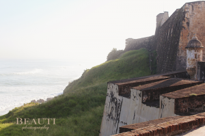 Old San Juan, Puerto Rico, travel photography, walled city