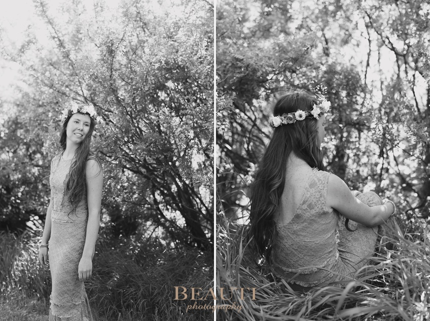 Weyburn Saskatchewan Graduation portrait photographer Class of 2014 bohemian style graduation photography
