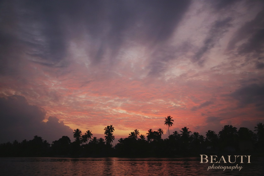 Sri Lanka sunset Bentota Beach river safari travel photography beautiful sky photo