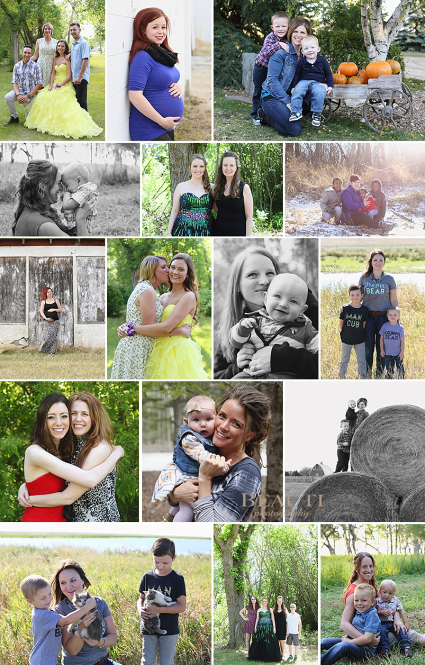 Tribune Saskatchewan lifestyle portrait photographer family lifestyle photography happy mothers day special ladies celebrate mothers mothers and children photo