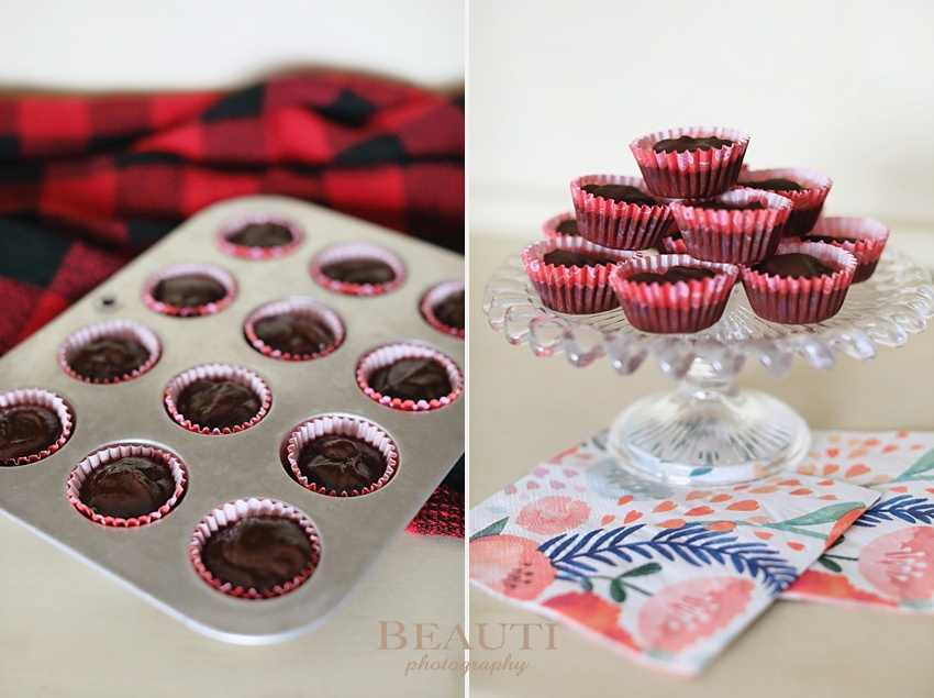 BEAUTI photography Valentines Day chocolate recipe gluten free dairy free refined sugar free food photography happy love day February 14 special celebration photo