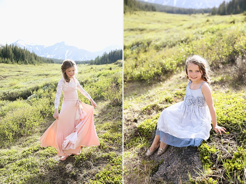 Cadomin family photography BEAUTI photography Alberta family lifestyle photographer Jasper National Park Rocky Mountains beautiful girls photo